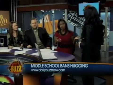 Hug Bans in Middle School | Daily Buzz | Orlando Teen Counseling | Jada Jackson Collins