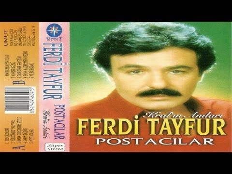 En iyi Arabesk DAMAR Şarkılar Full Damar / Ferdi Tayfur - Sana Kaderimsin Dedim