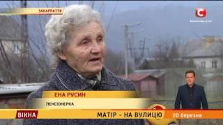 Матір - на вулицю - Вікна-новини - 20.03.2017