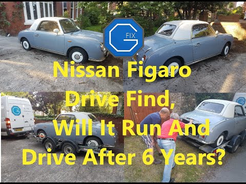 Nissan Figaro Project Episode 1.