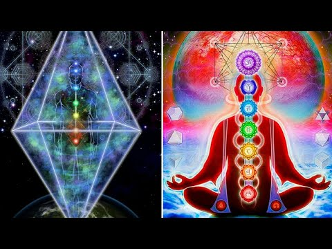 SUBTLE ENERGY BODY #1.) The True Subtle Energy System & Chakras (Mystery School - Occult Anatomy)