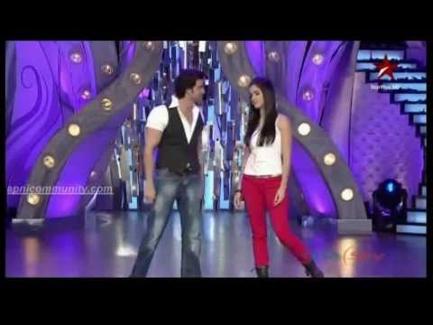 Just Dance 4th september 2011with Hrithik Katrina Imran khan special moment]