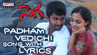 Padham Vidichi Full Song With Lyrics - Sega Songs - Nani, Nitya Menon, Bindu Madhavi