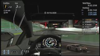 GRAN TURISMO 6 Lamborghini Aventador on SPA w/ Thrustmaster by Classic Game Room