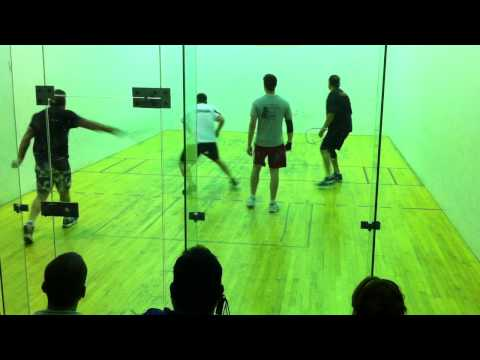Nick Hand & James Russell vs. Tim Hansen & Aaron Metcalf -- (Game 2, Part 3)