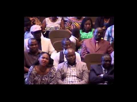 JPAOGC: The Message of Reconciliation - Twi Service