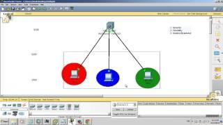 24- CCNAX 200-120 شرح عربي ( Vlan تطبيق عملي )