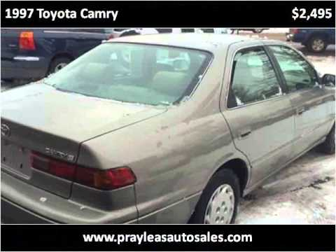 Toyota Camry Used Cars Colorado Springs Co