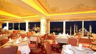Deluxe Golden Horn Sultanahmet Hotel ★ Istanbul, Turkey
