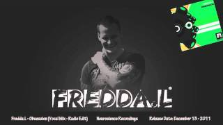 Fredda.L - Obsession (Vocal Mix - Radio Edit)