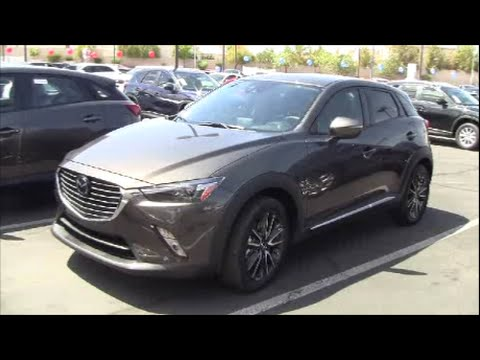 first test drive review 2016 mazda cx3 youtube. Black Bedroom Furniture Sets. Home Design Ideas