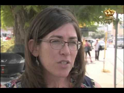 English News at ten in Jordan Television 12-10-2015