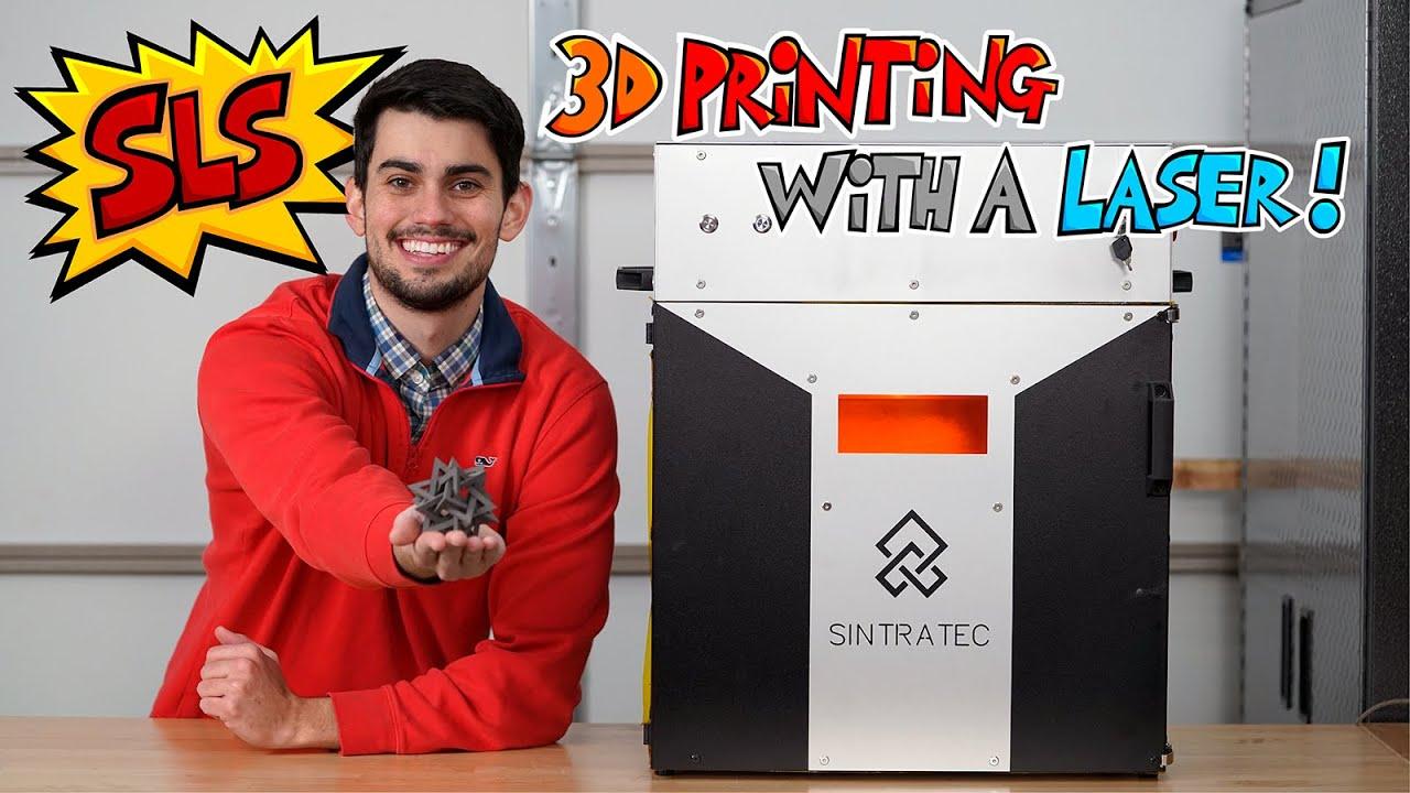 Download Building a Selective Laser Sintering (SLS) 3D Printer!