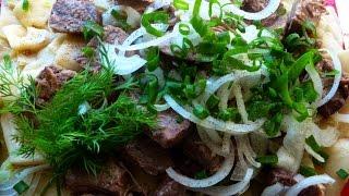 Бешбармак/Казахская кухня/Национальное блюдо/Еда в тренде
