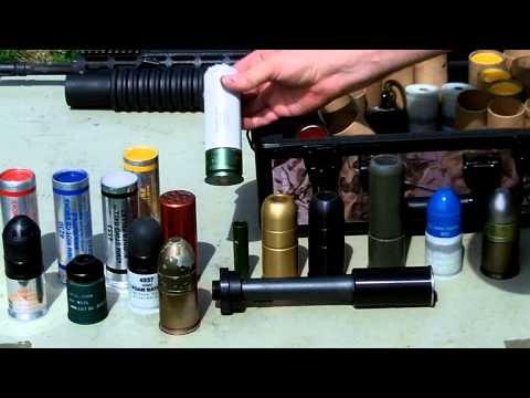 40mm Grenade Launcher & Destructive Device FAQ