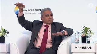 Northeast Asia needs to learn from Southeast Asia, says Prof Kishore Mahbubani  | Singapore Summit