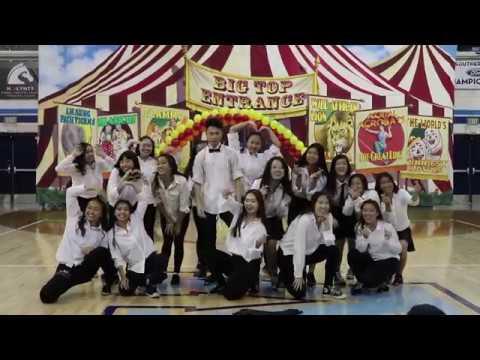 Walnut High School Korean Club Multicultural 1st Assembly 2018
