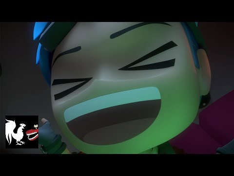 RWBY Chibi Season 2, Episode 4 - Dad Jokes | Rooster Teeth