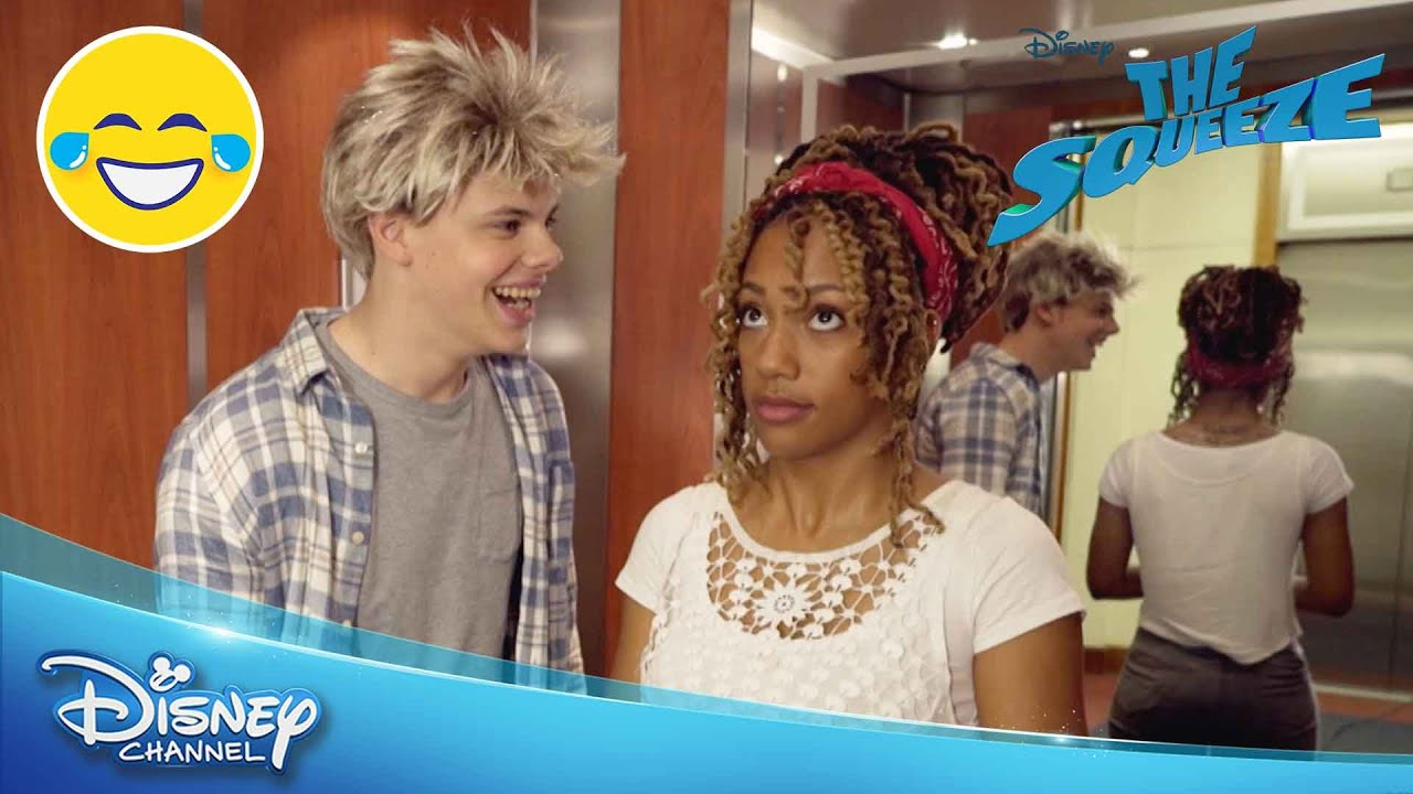 The Squeeze Lift Behaviour Official Disney Channel Uk Youtube