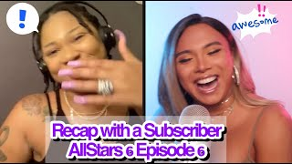Recap with a Subscriber   AllStars 6 Episode 6   Rumerican Horror Story: Coven Girls
