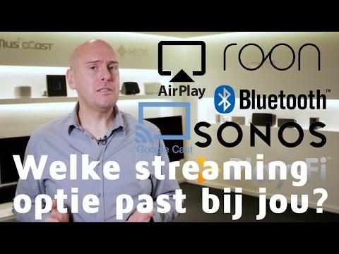 Audio Streaming #1 Welke streaming optie past er bij jou? Multiroom vs Roon vs Chromecast