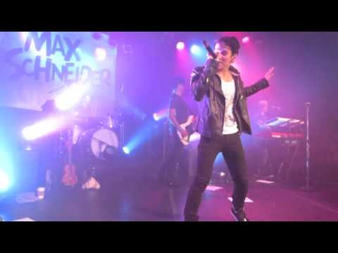 Max Schneider Nothing Without Love Live