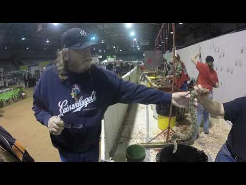 2016 Sweetwater Texas Skinning Pit