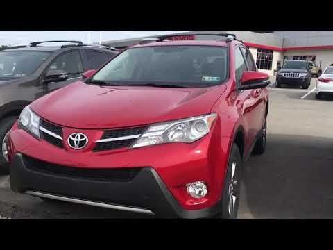 Attractive 2015 Toyota RAV4 Greensburg PA | Toyota RAV4 Dealership Greensburg PA