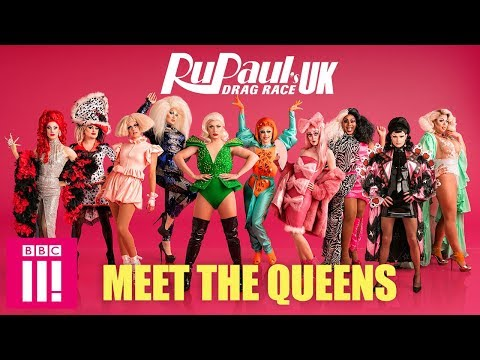 Imagining the Future Careers of the 'Drag Race UK' Queens