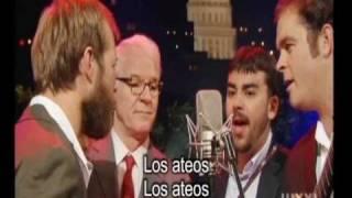 Steve Martin - Himno Ateo: Los ateos no tienen canciones (Atheists don