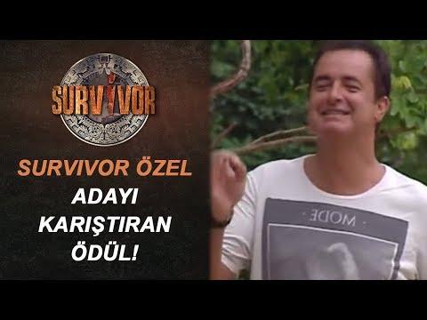 Survivor Adasını Karıştıran Ödül! |...