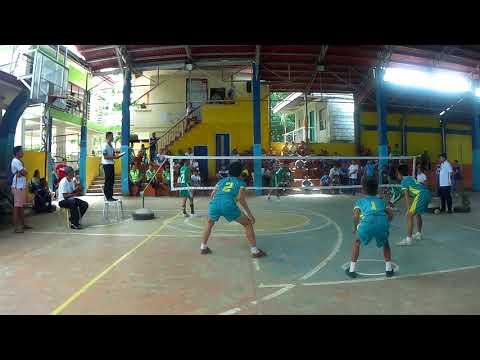 Sepak Takraw Cebu Province VS Bohol FINALS CVIRAA 18 part 2