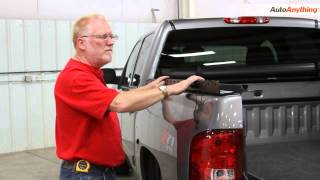 How To Install The Access Adarac Truck Bed Ladder Rack