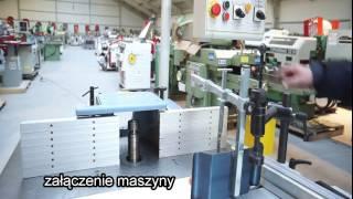 Frezarka dolnowrzecionowa STOMANA T1002 S * MAR-MASZmaszyny stolarskie
