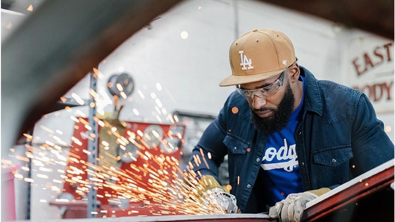 693d6016a The Carhartt x '47 OUTWORK x OUTROOT MLB Collab 2019 - YouTube