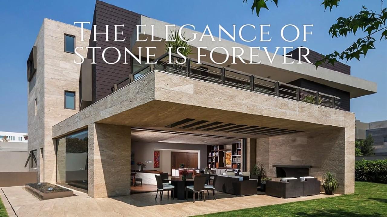 10 Beautiful Stone Veneer Wall Design Ideas