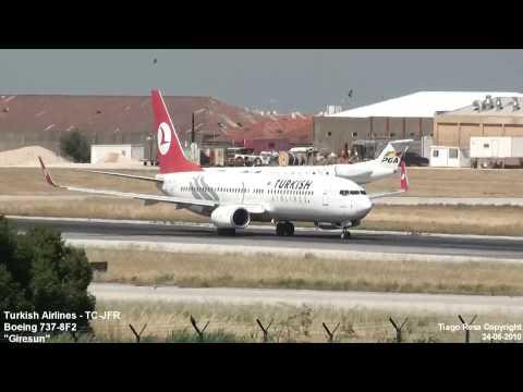 LPPT/LIS - Lisbon International Airport Spotting - 24 JUNE 2010 - PART II