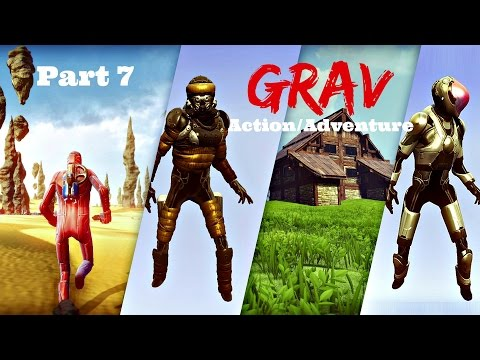 GRAV: High Orbit Planets, Weapons, Armor Levels 50 to 60 (PC) Surviving The End Game - Guide