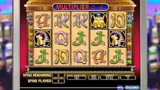 IGT  Slots Cleopatra II Bonus