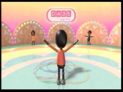 Wii Fit Plus - Aerobics