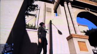 GTA 5 Movie Studio Entrance Wall Glitch