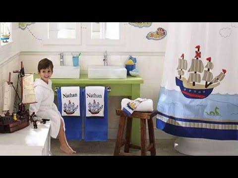 Kid's Bathroom Decorating Ideas