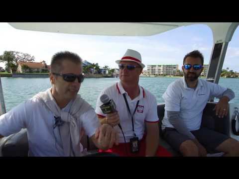 Solar Boat LLC Rejs z Mateuszem i Przemkiem.