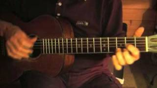 Canned Heat - Tommy Johnson - Acoustic Blues on a vintage Supertone