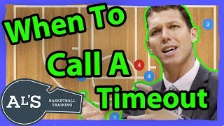 When To Take A Timeout in Basketball