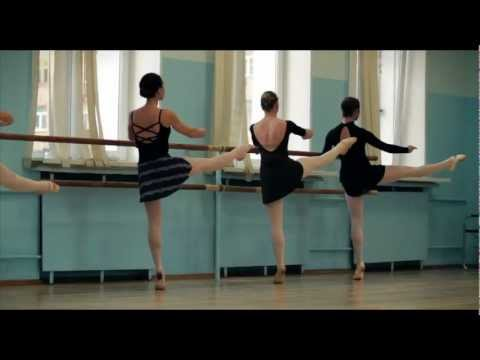 Open adult ballet class in DanceSecret.ru