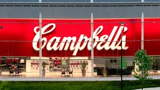 Shoppers Turn Their Noses Up at Campbell Soup's Canned Products