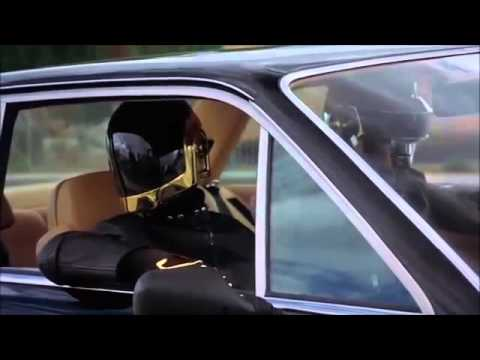 Daft Punk feat Pharrell & Nile Rodgers - Get Lucky ( Fan Made Video Clip )