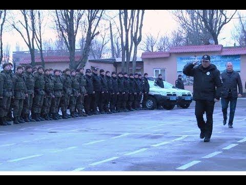 Поліція Одещини: В Одесі пройшов об'єднаний інструктаж правоохоронців