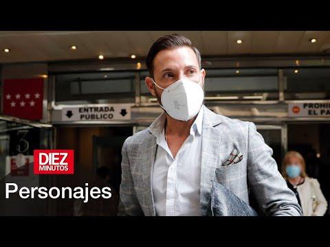 Antonio David, primeras palabras tras el juicio con Jorge Javier Vázquez | Diez Minutos